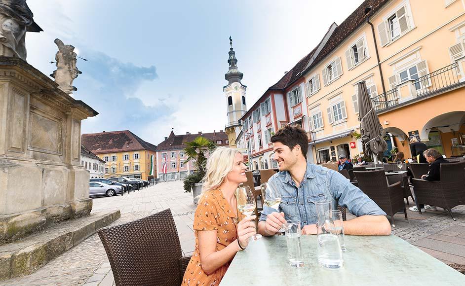 Region Bad Radkersburg - Südliches Flair trifft Wein- und Kultur Genuss